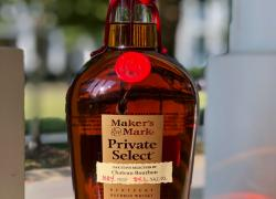 Chateau Bourbon's Makers Private Select