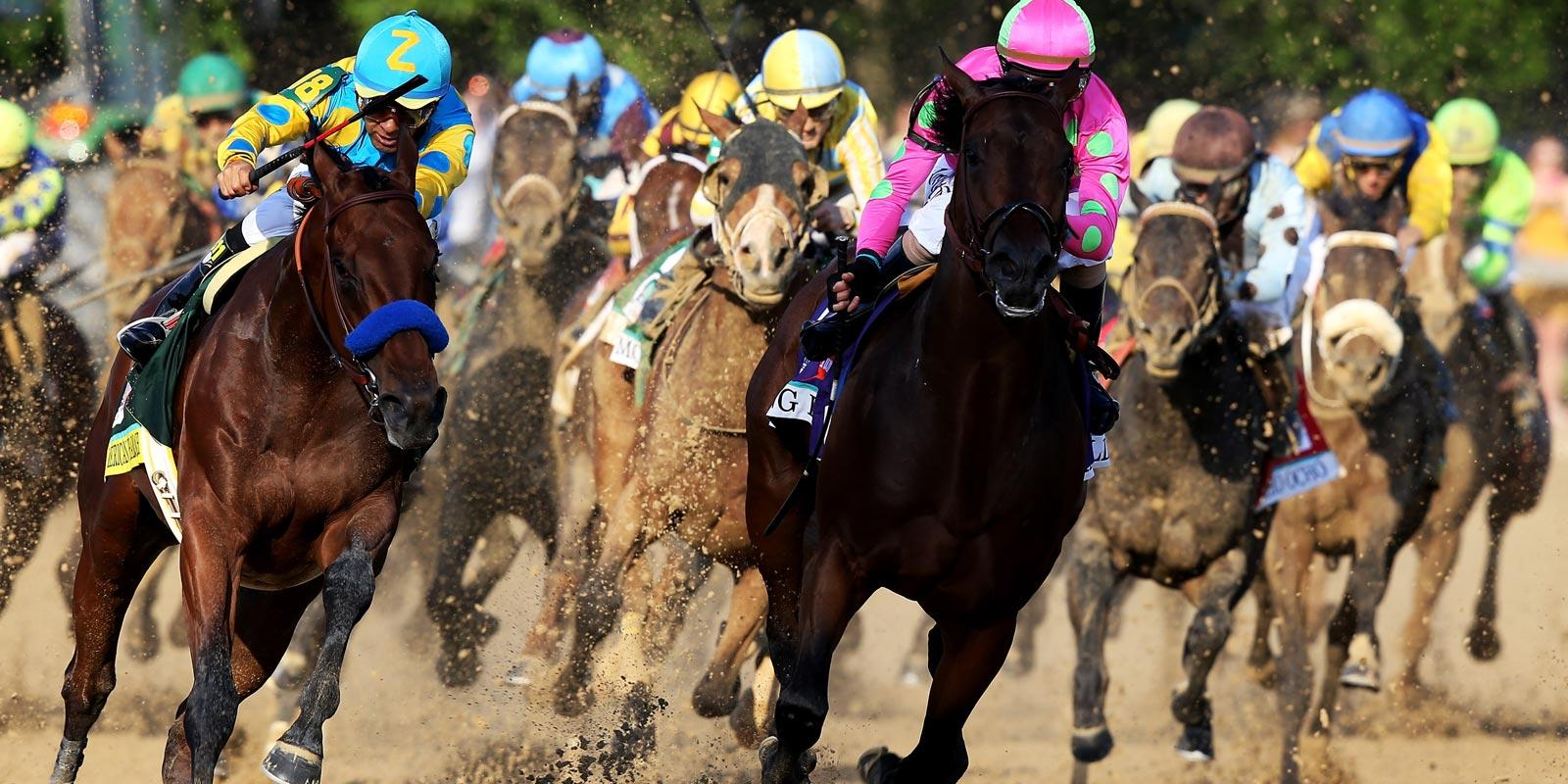"""The Kentucky Derby, """"the fastest 2 minutes in sports"""""""