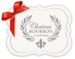 Chateau Bourbon Gift Certificate