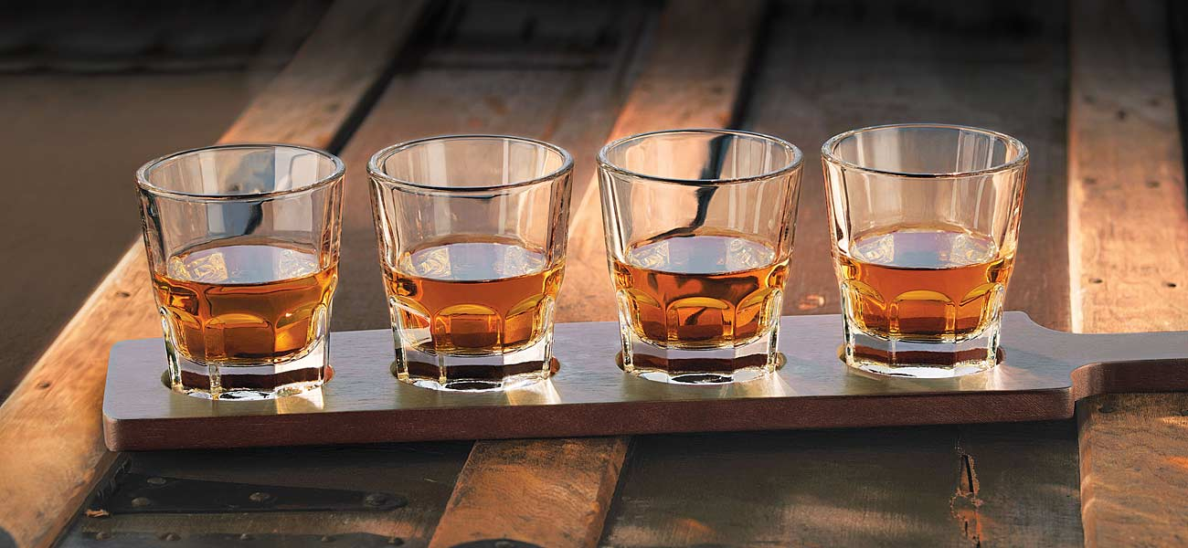 Enjoy some of the best bourbon Kentucky has to offer